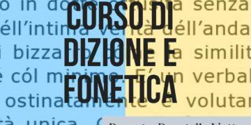 Corso di dizione e fonetica